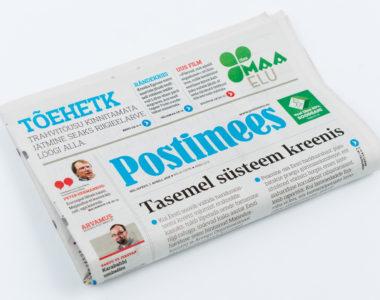 Postimehe tooted, Tallinn, 14.04.2016 Postimehe tooted FOTO: MIHKEL MARIPUU/POSTIMEES