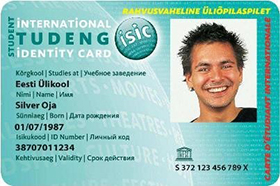 ISIC Üliõpilaspilet